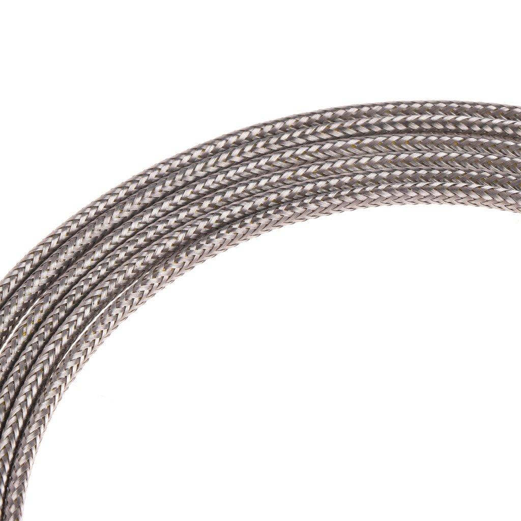 Sensor de temperatura termopar con cable de 2 m para la industria Qianqian56 J Type M6