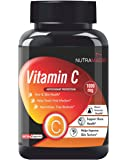 Nutramagik Vitamin C with Acerola Cherry,Rosehip Extract with Zinc 1000mg-60 Capsule
