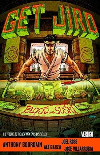 Get Jiro: Blood and Sushi cover