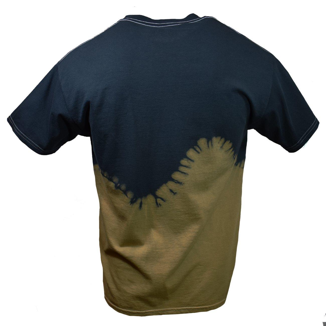 030049d7ef2fe Amazon.com: Def Leppard Men's T-Shirt, Tie Dye Official Tee, Hysteria Album  Black: Clothing