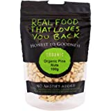 Honest to Goodness Organic Pine Nuts, 100 Grams