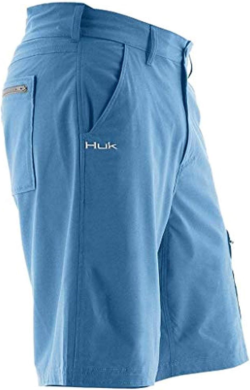 Huk Men's Nxtlvl 10.5 in. Short & Cooling Towel Bundle