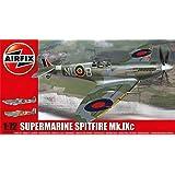 Airfix - Supermarine Spitfire MKIXc, juguete de aeromodelismo (Hornby A02065A)