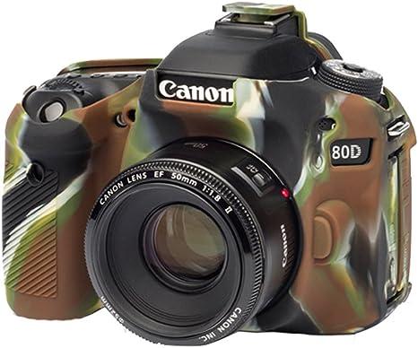 Easycover ECC80DC Estuche para cámara fotográfica: Amazon.es ...