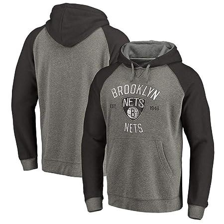 JOEY Camiseta De Sudadera De Baloncesto NBA Brooklyn Nets ...