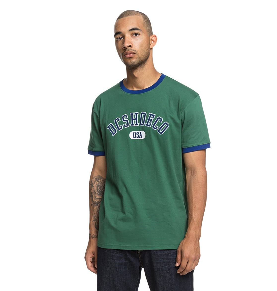 DC Shoes Glenridge - Camiseta para Hombre EDYKT03420: Amazon.es ...