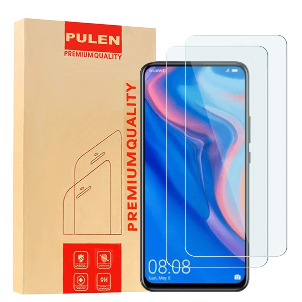 Vidrio templado para Huawei Y9 Prime 2019 Pulen [2un.]