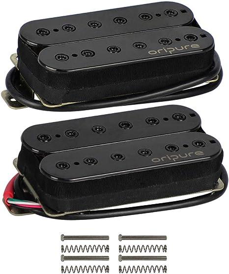 versiegelte Gitarre Humbucker Pickup Set Brücke Hals für E Gitarre