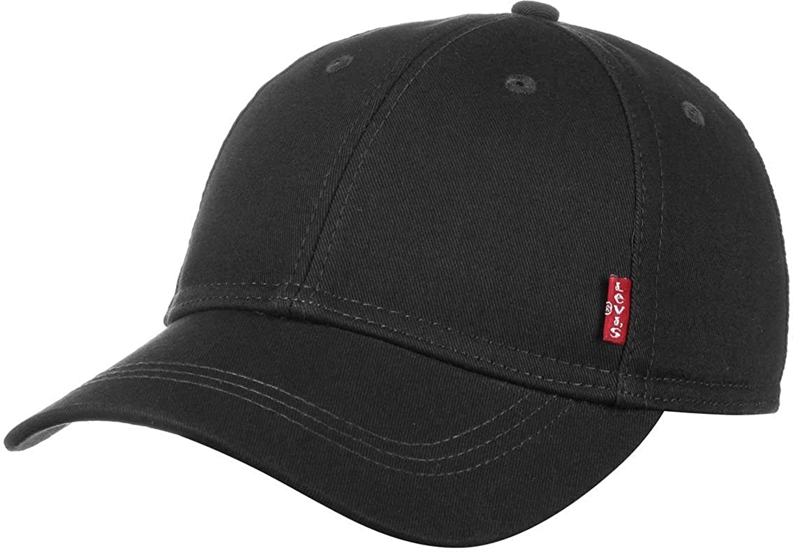 LEVIS FOOTWEAR AND ACCESSORIES Herren Baseball Cap Classic Twill Red Tab Baseball Cap 219411 6