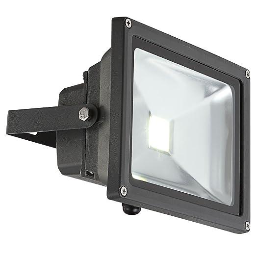20 vatios LED Foco proyector al aire libre luces de colores de ...