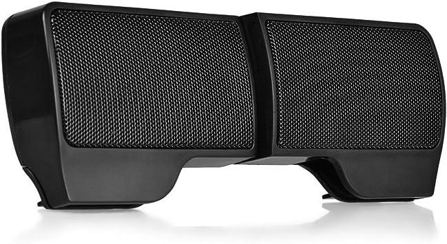 OFKPO Altavoz, USB Stereo Audio Speaker Caja de Música para ...