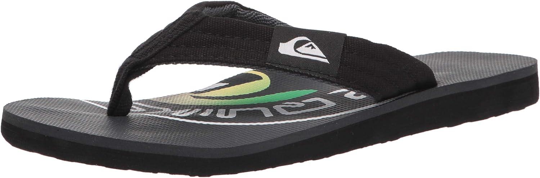 Quiksilver Men's Molokai Layback Flip-Flop: Shoes