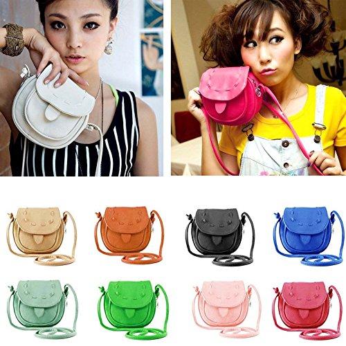 365Cor(TM)On Sale! New 2015 women leather handbags Mini PU Leather fashion designer bucket vintage Shoulder bags women messenger bags Jo