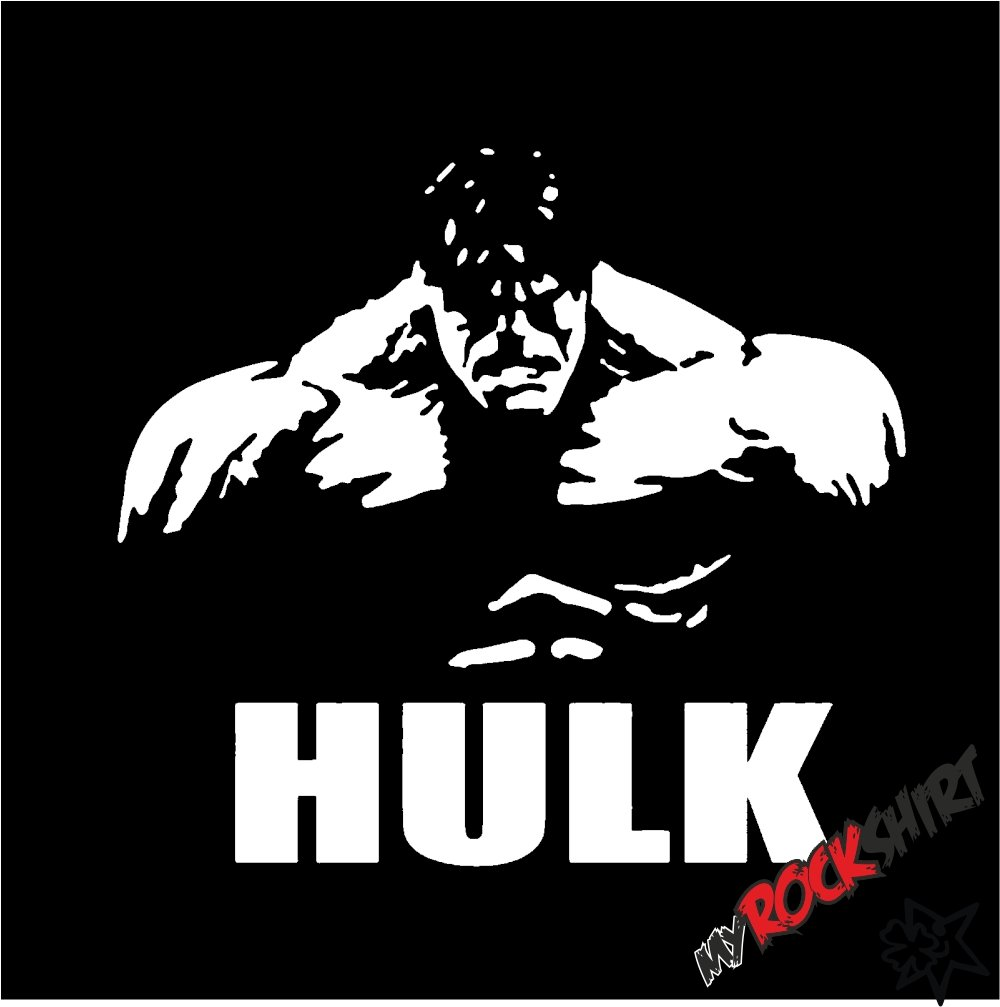 "Hulk 30 x 30 cm Aufkleber Autoaufkleber Auto Tuning Sticker Aufkleber mit Montage Set inkl Estrellina-Montage-Rakel/® /& /""Estrellina-Gl/ücksaufkleber/®/"""