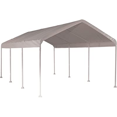 I_SL Super Max Canopy, 10' x 20' : Garden & Outdoor