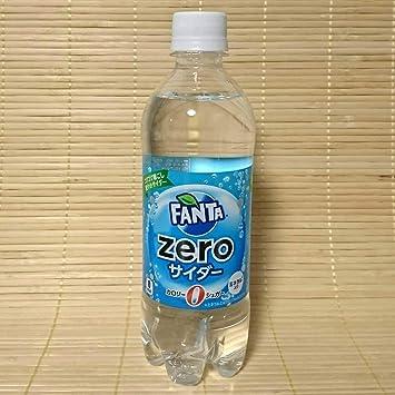 Amazoncom Fanta Clear Sodalimited Edition From Japan 1 Bottle