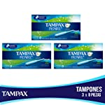 Tampax Tampax Pearl Tapones Super, 24 Unds En Total, Pack of 1