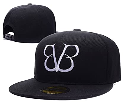Image Unavailable. Image not available for. Color  Black Veil Brides Logo  Adjustable Snapback Embroidery Hats Caps 0e58473ea0a4