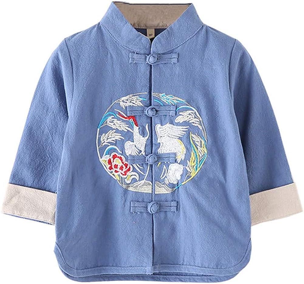 Amazon.com: Mud Kingdom Boys Dress Coats Chinese Costume Tang: Clothing