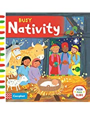 Bolam, E: Busy Nativity (Busy Books)