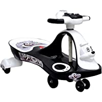KHOOSHI Baby Panda Magic Car Ride on for Kids Above 3 Years (Multicolor