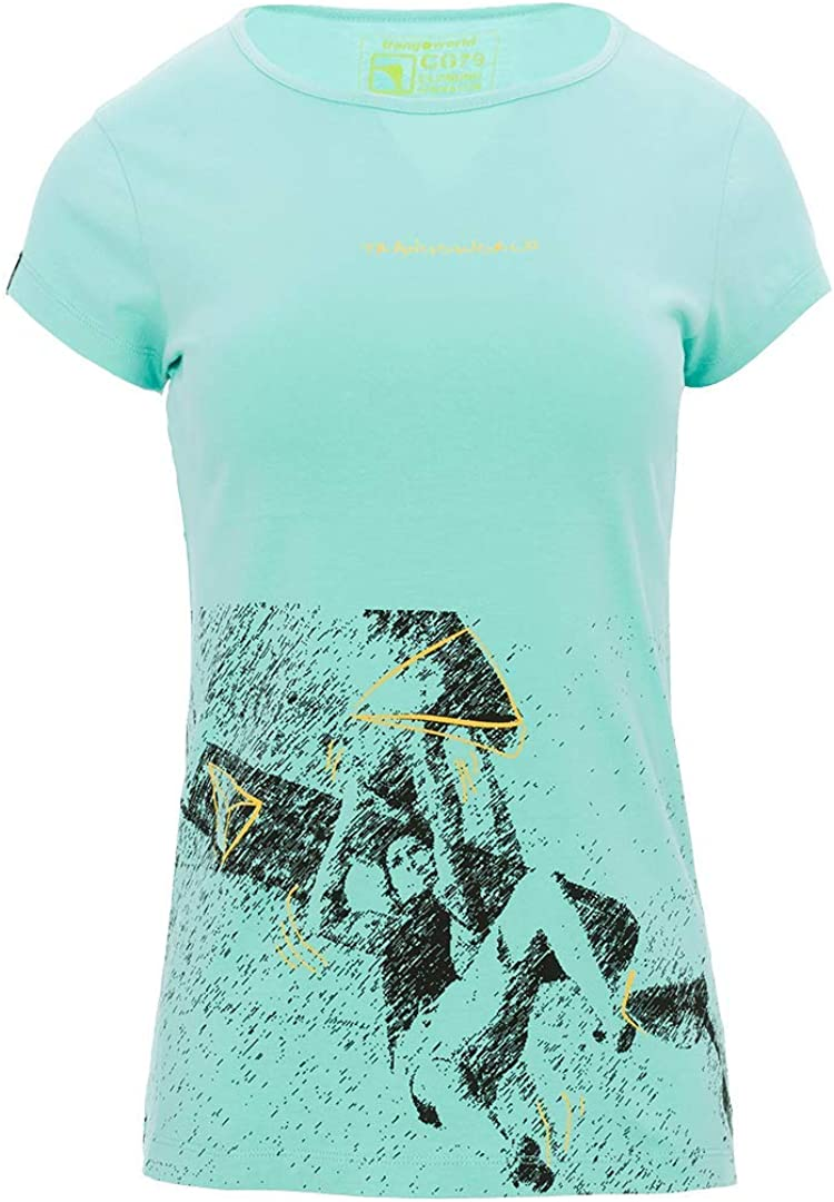 TRANGOWORLD Stasa Camiseta Mujer