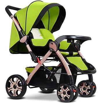 Arbre - Carrito de bebé con Ruedas, para Sentarse y Poner, Plegable, 4