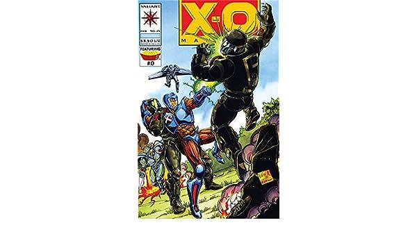 X-O Manowar (1992-1996) #25 (English Edition) eBook: Jorge ...