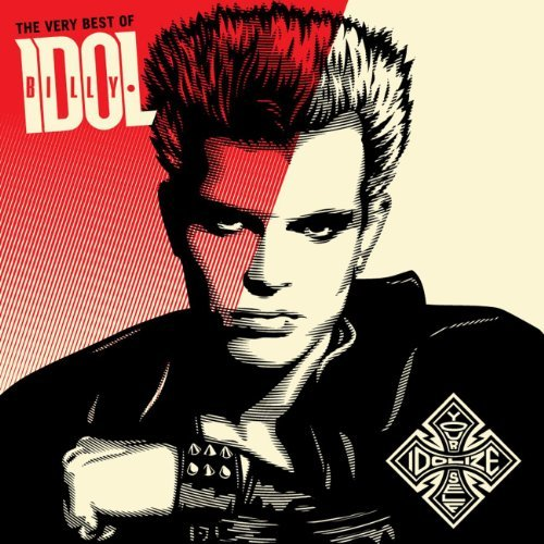 The Very Best Of Billy Idol: Idolize Yourself (+DVD) by Billy Idol (2008-07-21) (Billy Idol Best Hits)