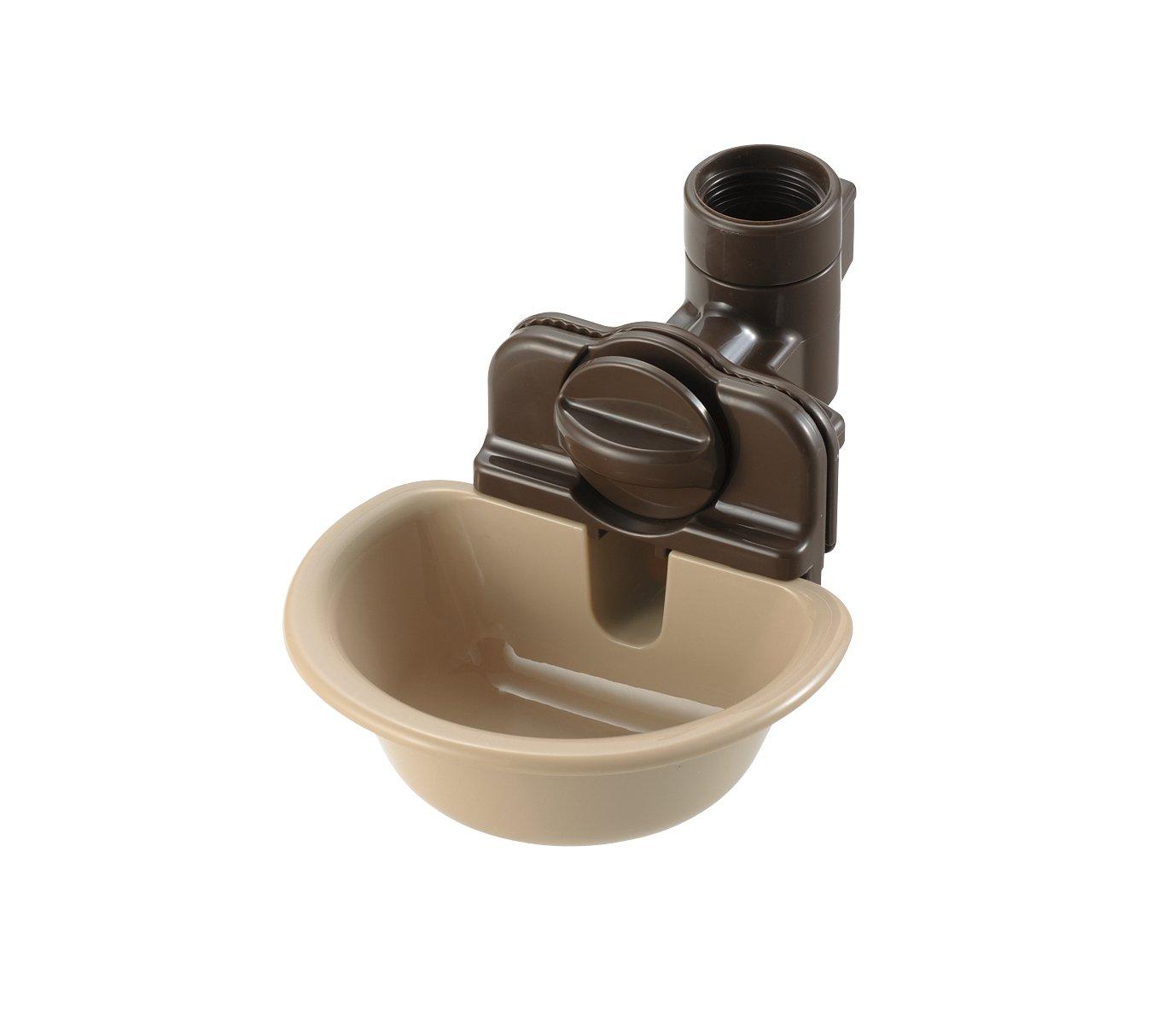 リッチェル ウォーターディッシュ S ブラウン product image
