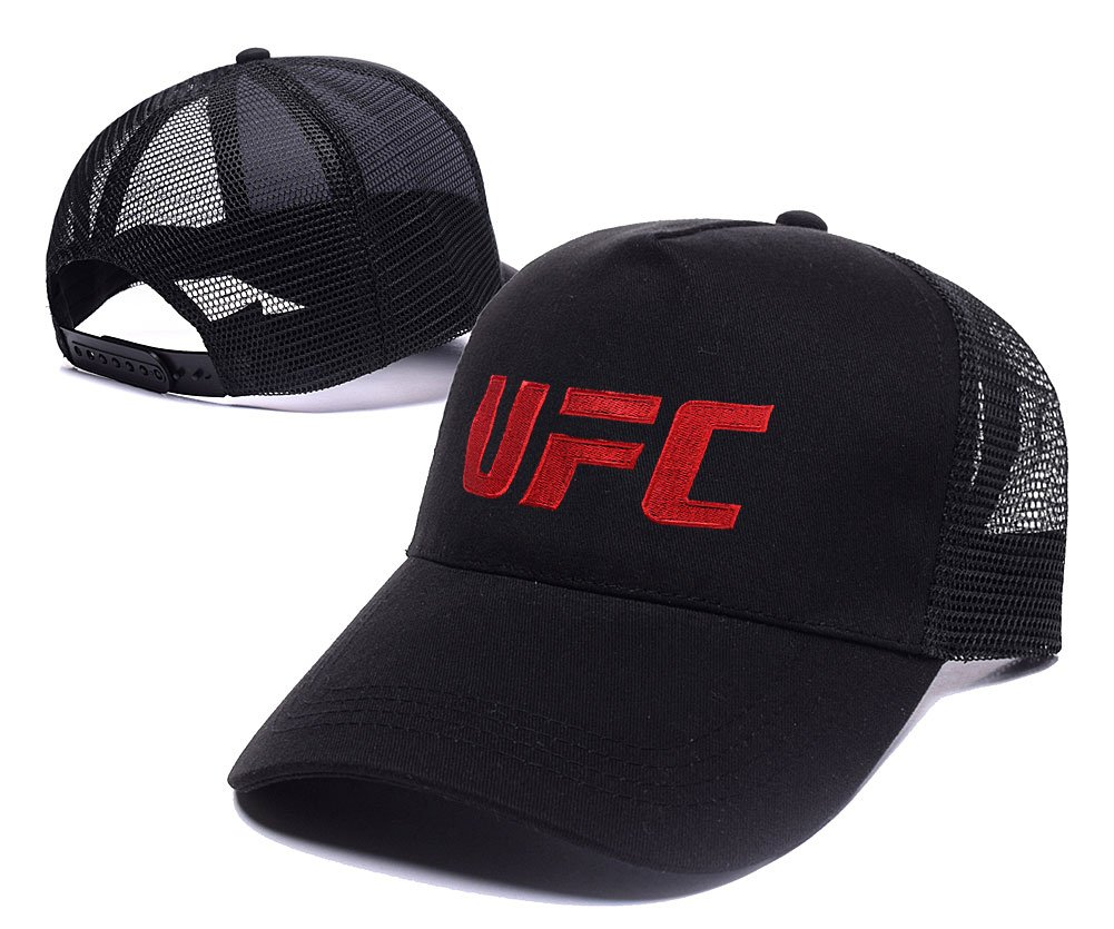 jxj Ultimate Fighting Championship UFC bordado Gorra de béisbol ...