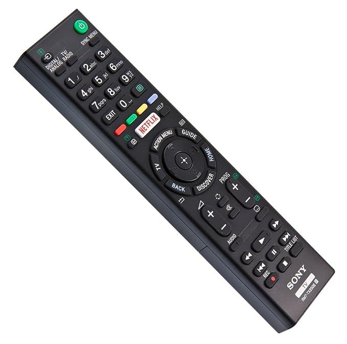 Sony RMT-TX200E / RMTTX200E Original Fernbedienung für Sony Fernseher