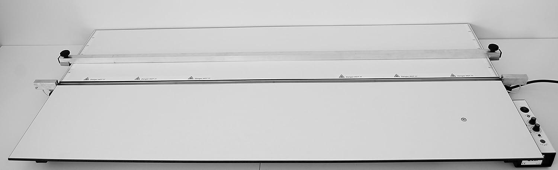 OVILI O-1301 Dobladora/Plegadora (1,3 m) para hacer mamparas de ...
