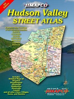 Hudson Valley Street Atlas