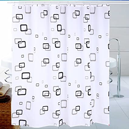 db5138a10d ZUOANCHEN Shower Curtains Neoclassicism Elegant Style Design Waterproof  Bathroom Fabric (Waterproof