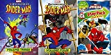 Marvel's Spectacular Spider-Man Bundle: The Spectacular Spider-Man Volume 3 & Volume 4 DVD and Bonus Ultimate Spider-Man Grab and Go Play Pack