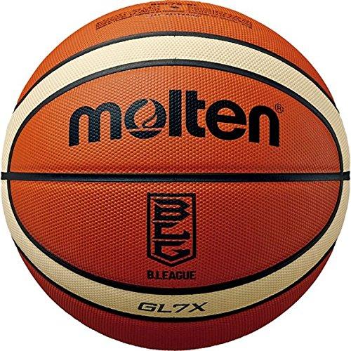 モルテン(Molten) バスケットボール7号球 GL7X Bリーグ公式試合球 BGL7XBL B01CXHHYKQ