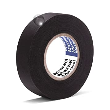 Automotive Wiring Harness Cloth Tape - Maxwel VERSAF51217 Chemical on