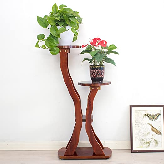 GJY Soporte para pérgola de Madera Maciza con diseño de Flores, Color Verde: Amazon.es: Hogar