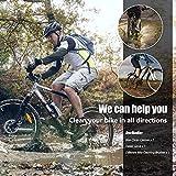 rorecay Bike Chain Cleaner Set: Bicycle Tools