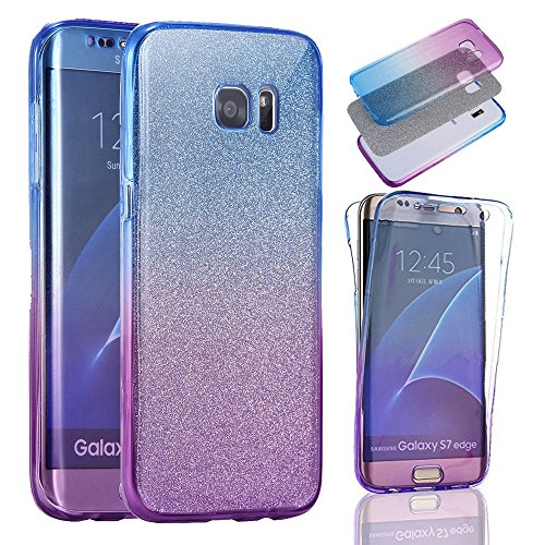 Tempered Glass Protector for Samsung Galaxy S6 Edge G925F (Clear) - 9
