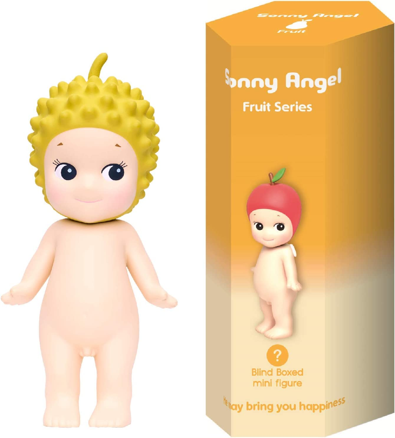 WATERMELON BABY DOLL DREAMS TOYS Sonny Angel Baby Fruit Series Mini Figure NEW
