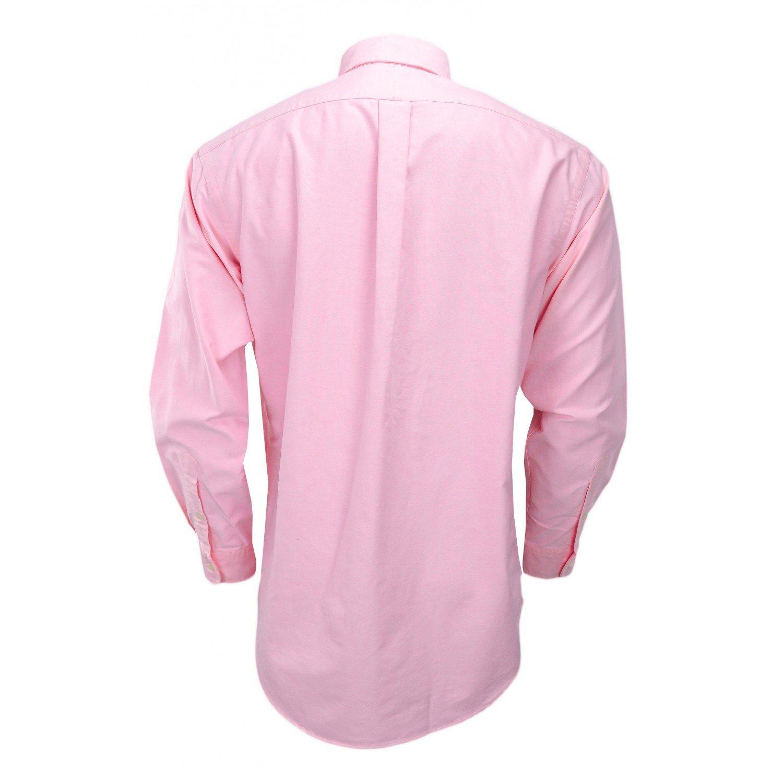 46760dfee226 Ralph Lauren Chemise Oxford Easy Fit Rose pour Homme  Amazon.fr  Vêtements  et accessoires