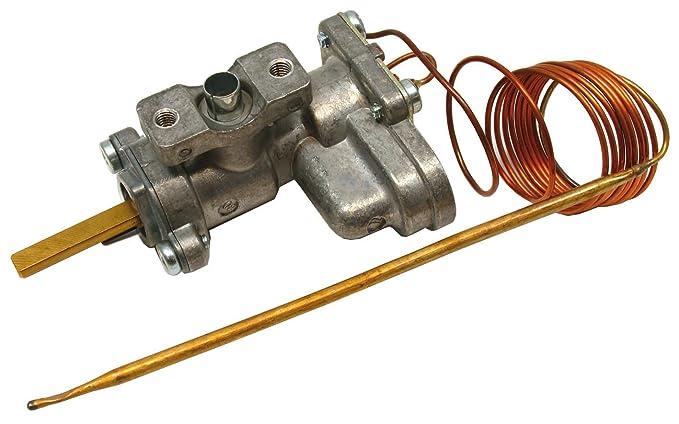 Hotpoint horno Gas principal interruptor de termostato: Amazon.es ...