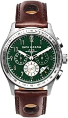 Jack Mason Racing Chronograph Watch 42mm