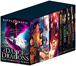 Dance Dragons Complete Kaitlyn Davis ebook product image