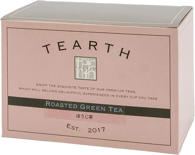 TEARTH ( ティーアース ) 日本茶 ほうじ茶 ティーバッグ 25袋入り 個包装