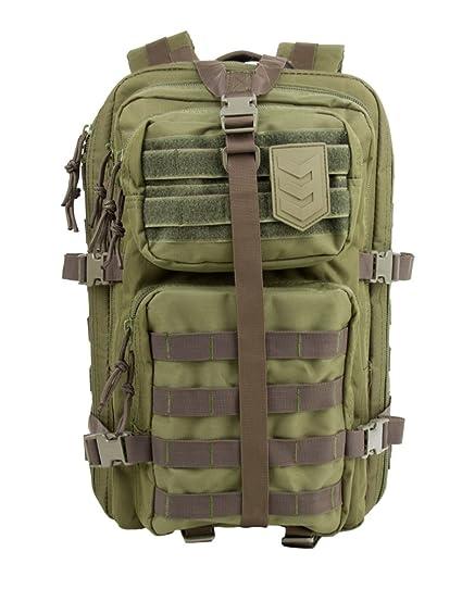 c8a08a17a15d Amazon.com   3V Gear Velox II Large Tactical Assault Backpack