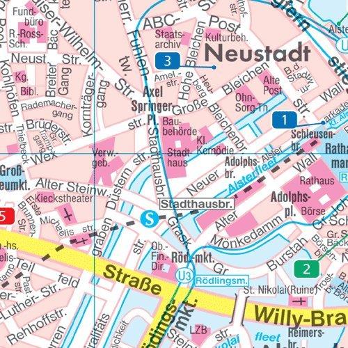HAMBURG FB CITY POCKET Map 1 10,000