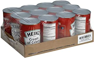 product image for Heinz Condensed Cream of Celery Soup - 49.25 oz. can, 12 per case